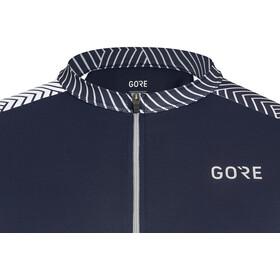 GORE WEAR C5 Optiline Jersey Herre orbit blue/white